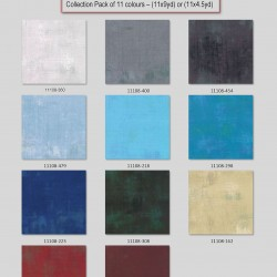 "108"" Grunge Wide Backing - Collection Pk (11x4.5yd)"