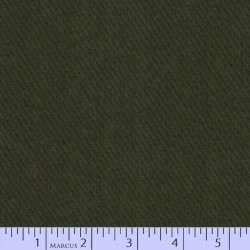 "Wool 100% - 44""/45"" wide - FOREST GREEN"