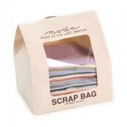 Wool Scrap Bag - 225g